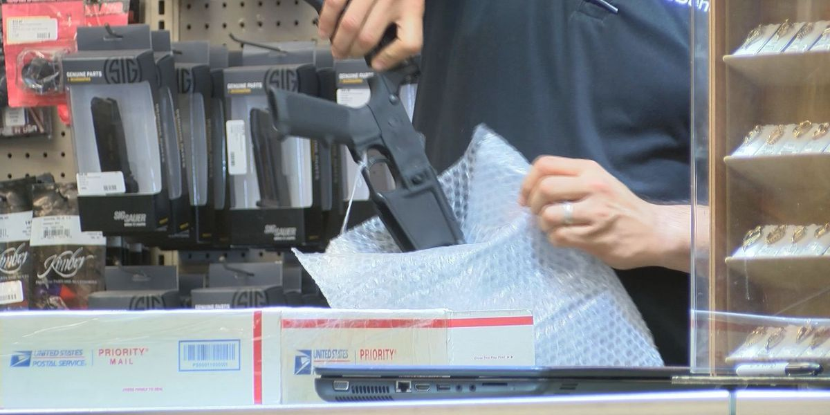 Gun owners, enthusiasts nervous about President Biden's proposed gun regulation changes