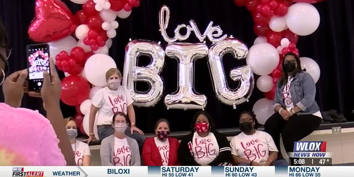 College Park Elementary celebrates the Love Big movement