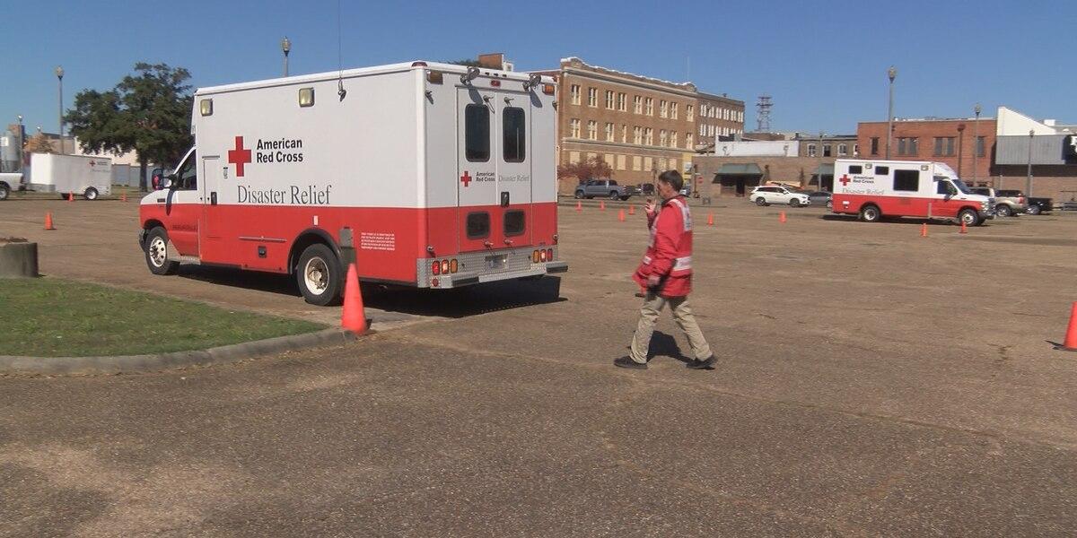 Red Cross competition enhances volunteer response skills