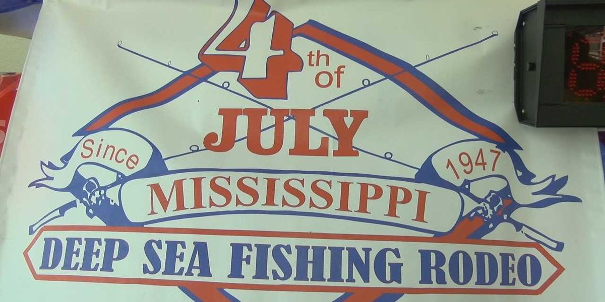 Water conditions in the Mississippi Sound won't stop the Deep Sea Fishing Rodeo