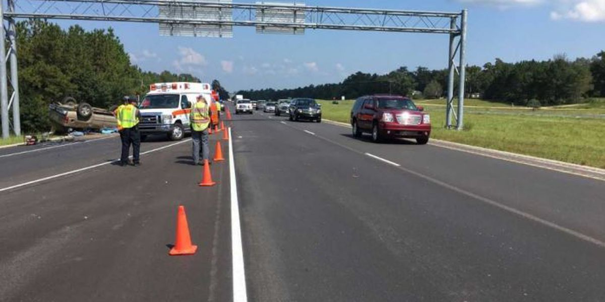 Prentiss man killed in rollover crash on Hwy. 49