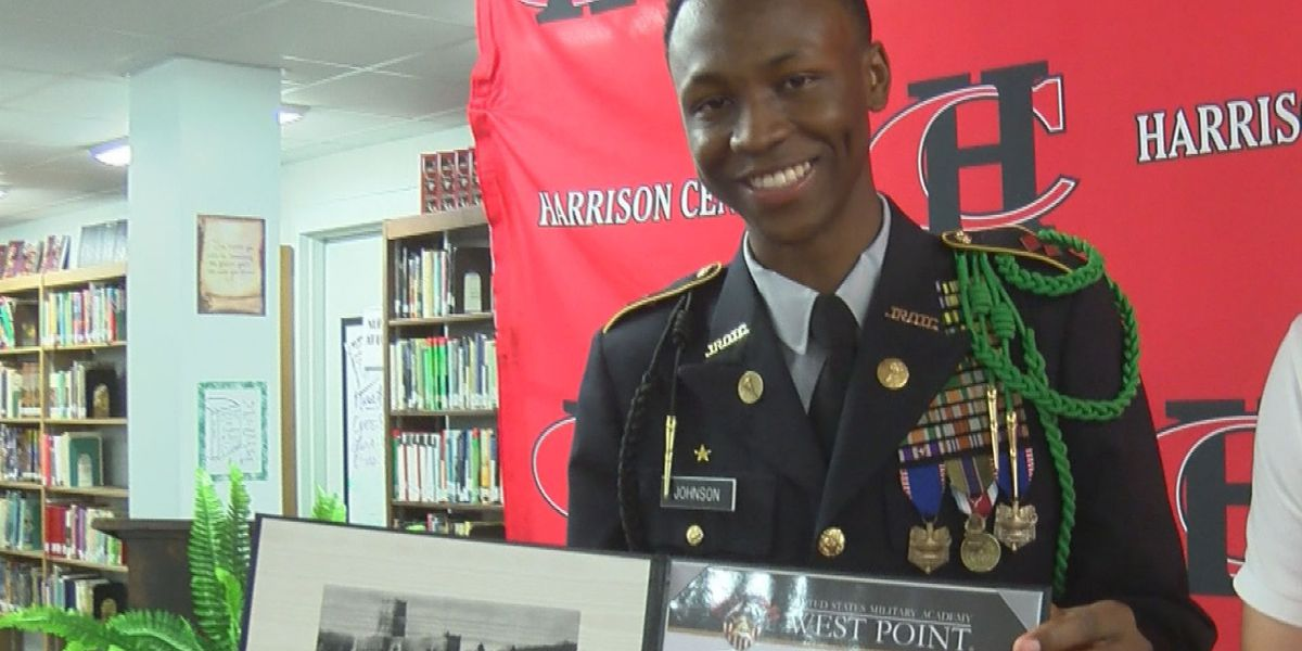 South Mississippi students accepted to military academies