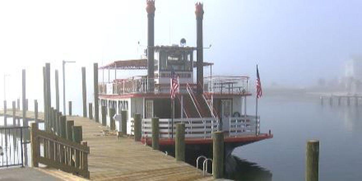 Paddle wheeler tours coming to coast