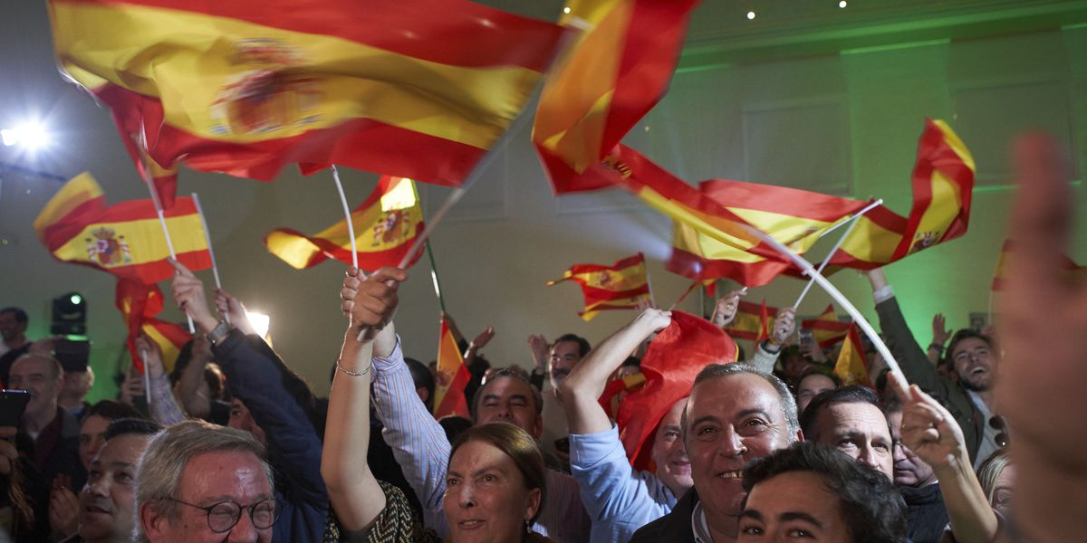 Far-right party shakes up Spanish politics