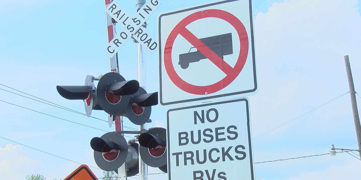 Warning signs posted at problem crossings