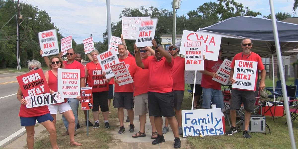 AT&T strike comes to an end after agreement is reached with union