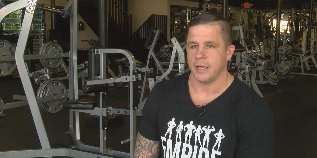 South Mississippi Strong: Coast trainer turns life low point into inspiration