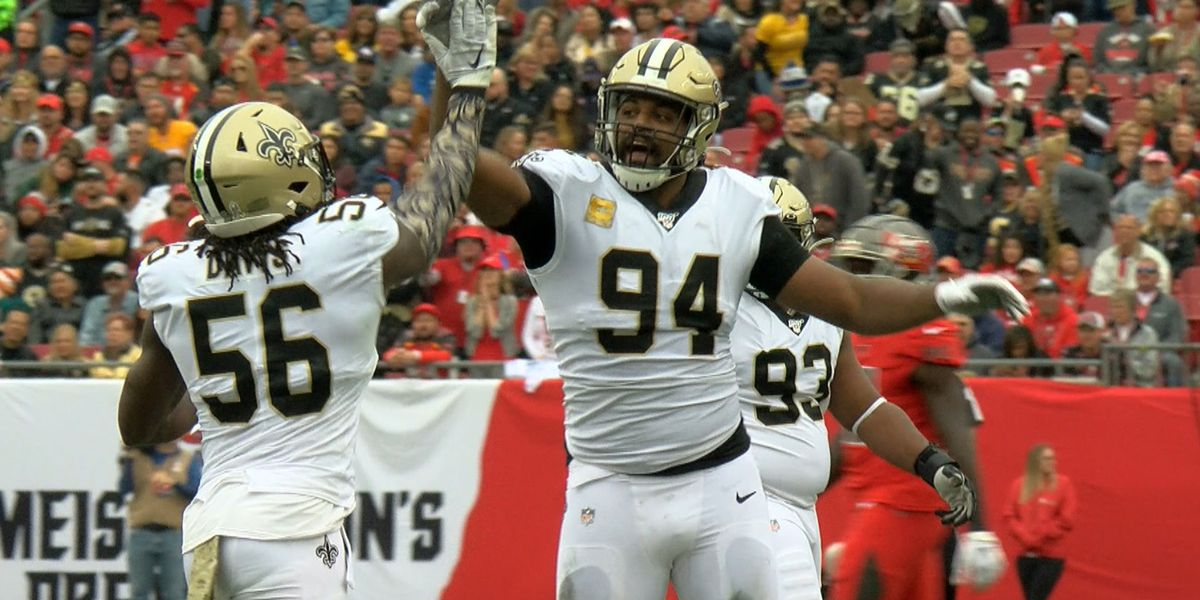 6 Saints players named to AP 2019 NFL All-Pro team