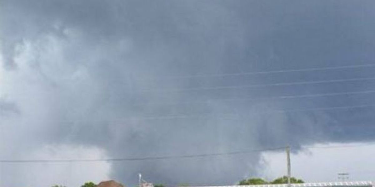 Tornado warning issued for Jackson County