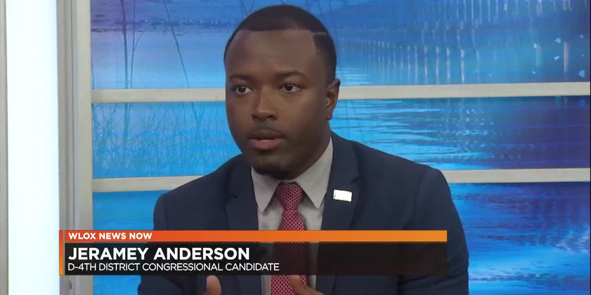 State Rep. Jeramey Anderson on WLOX News This Week