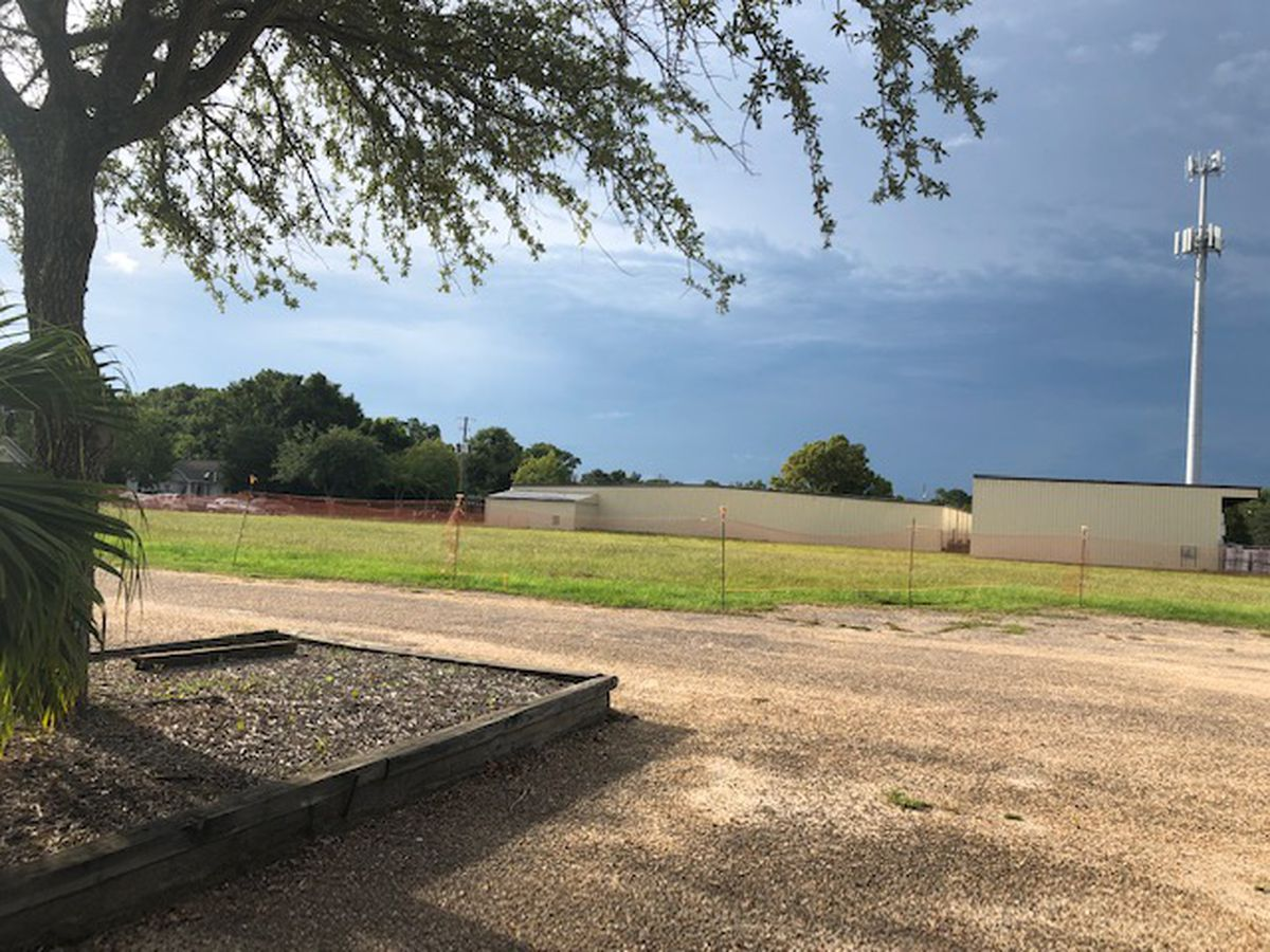 Parking garage and sports complex upgrades on RESTORE Act application in Ocean Springs