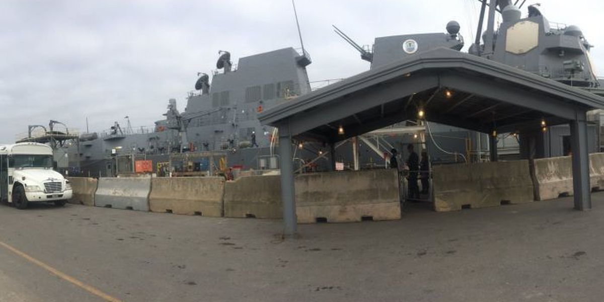 DDG 113 one step closer to commissioning