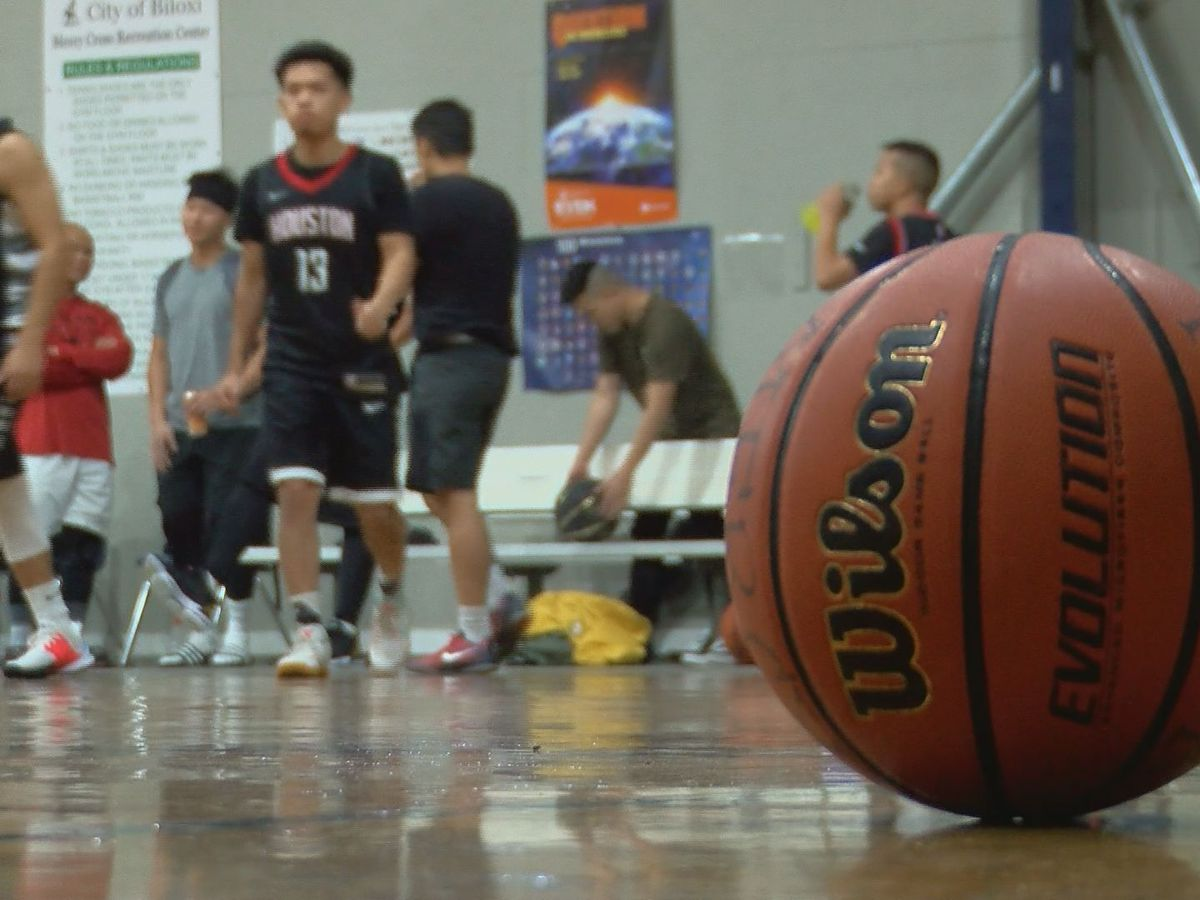 Asian Hoopfest brings together basketball players from across region