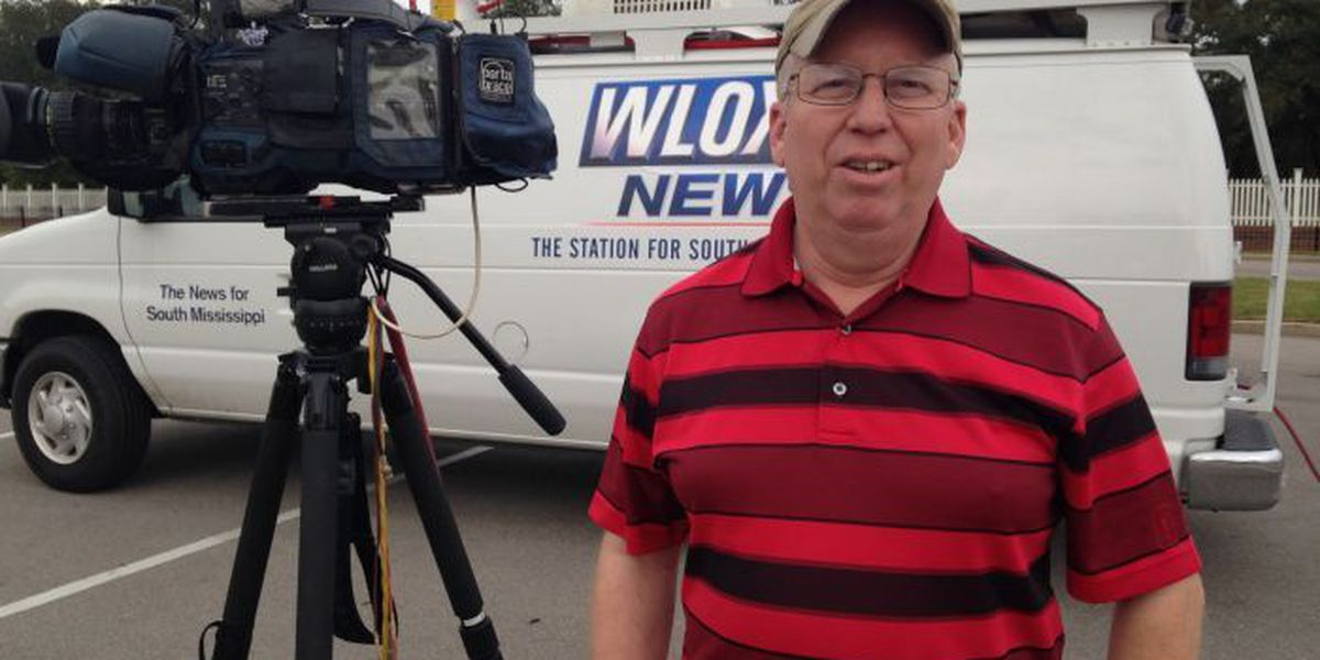 WLOX mourns loss of longtime photographer Rodney Billingsley