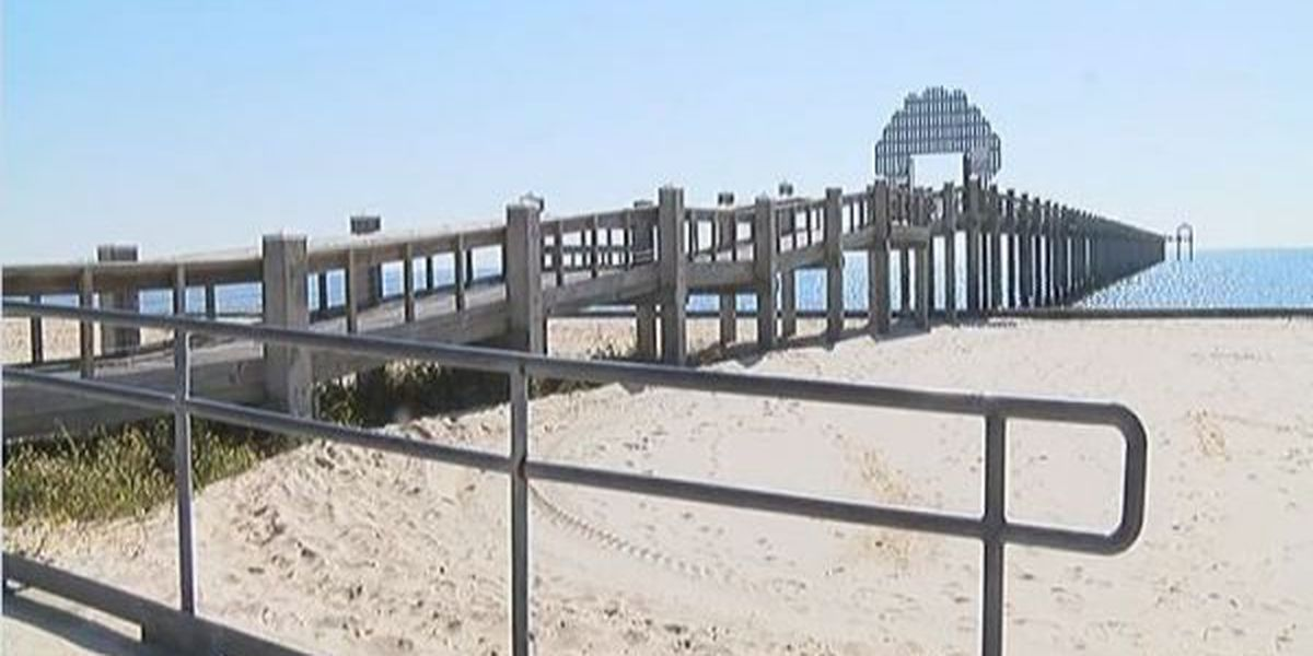 Pascagoula officials prepare to makeover beachfront with oil spill money