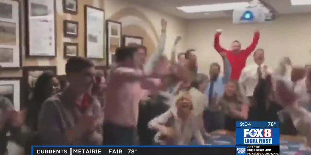 Pelicans Ticket Office Goes Bonkers