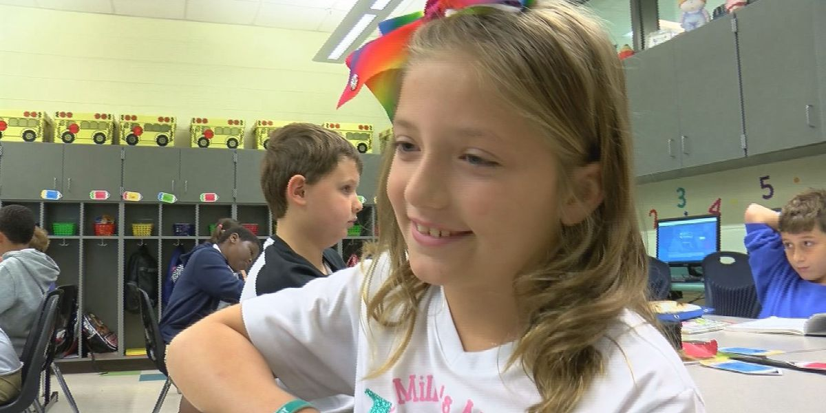Bay St. Louis fourth grader raises $19,000 to buy Christmas gifts for children in need
