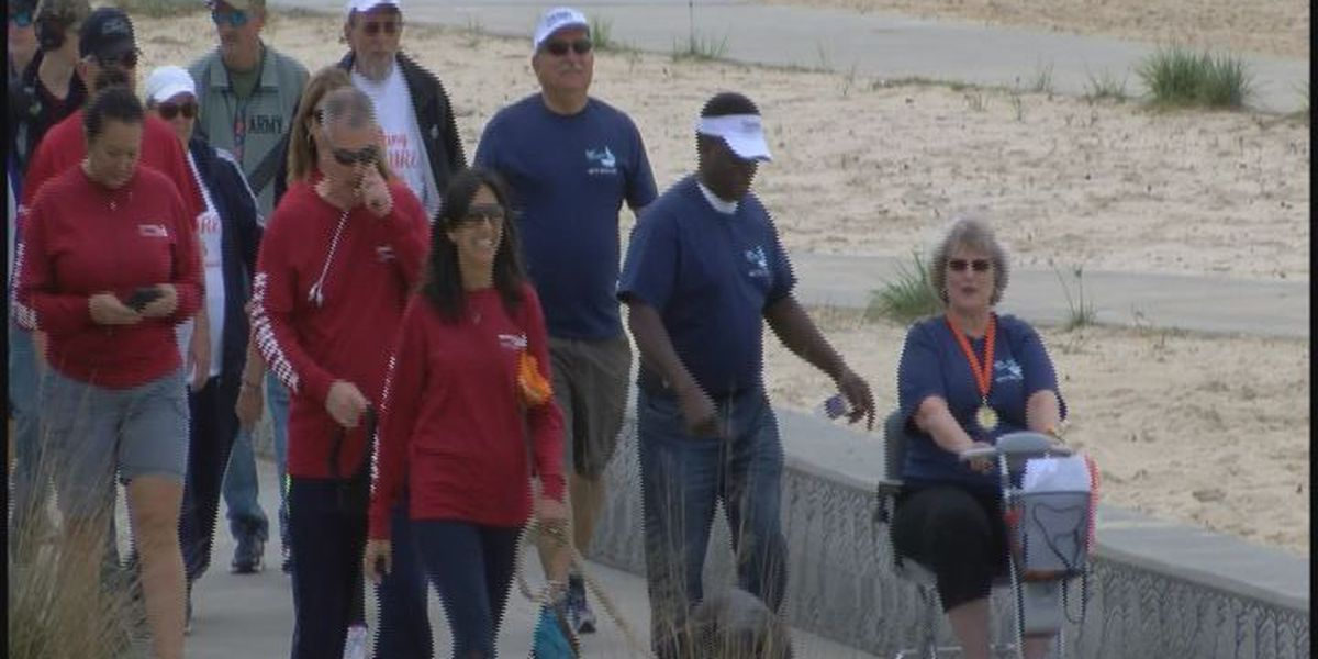 Annual Walk MS looks to beat fundraising goal