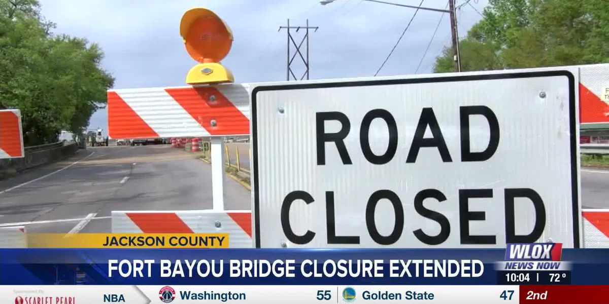 Businesses frustrated with extension of Ft. Bayou Bridge closure
