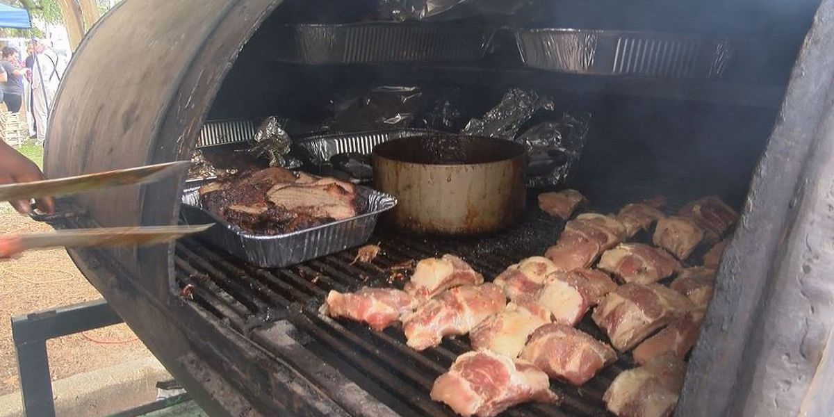 Grillin' on the Green hosts tasteful 10th anniversary