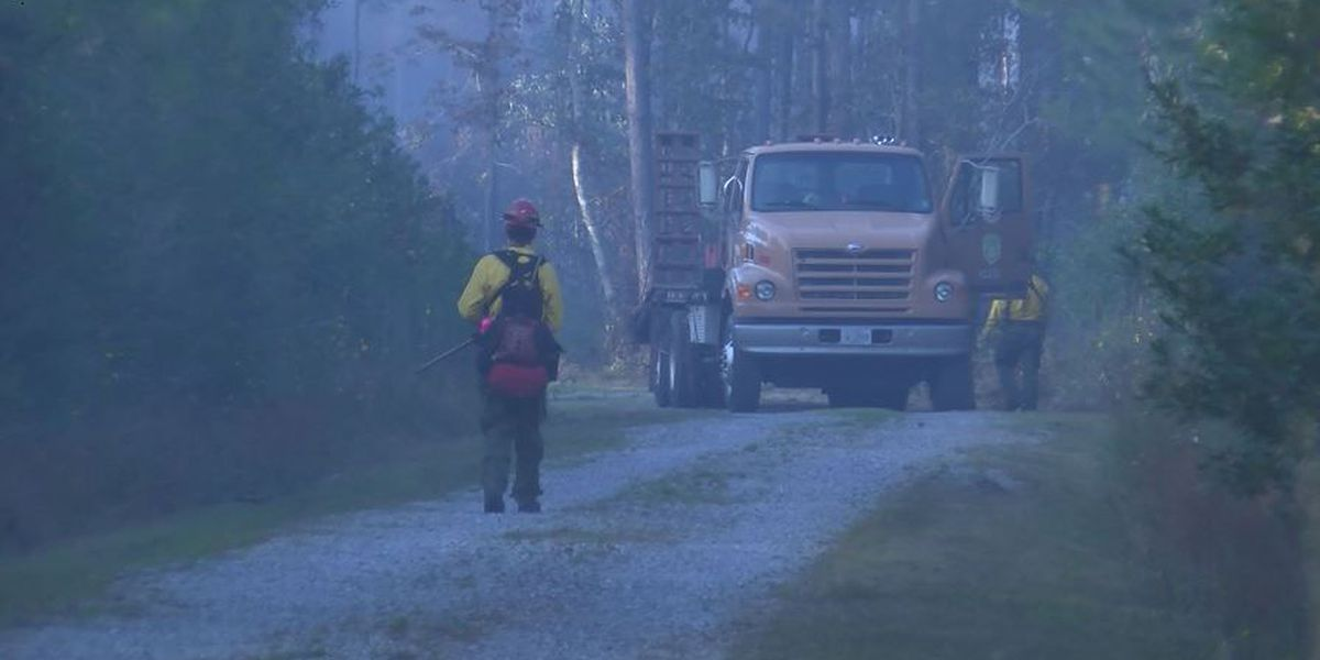 St. Martin brush fire contained but some are still worried