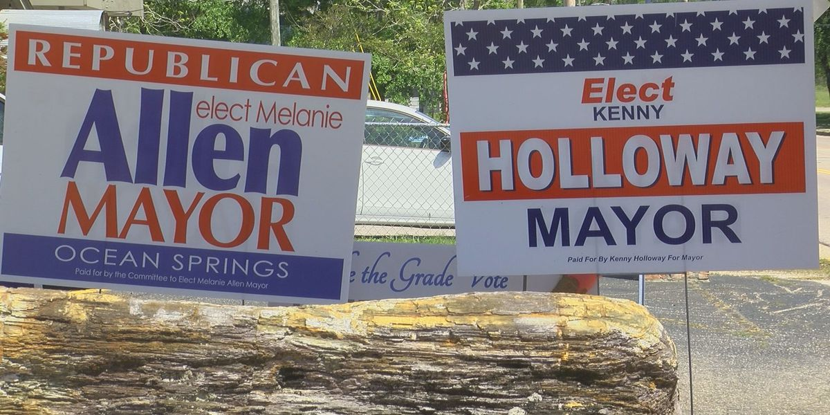 Ocean Springs mayoral candidates gear up for primary runoff election