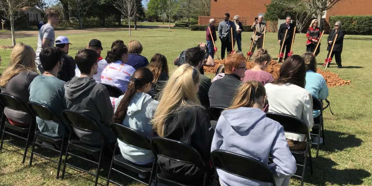 PRCC breaks ground on new science building