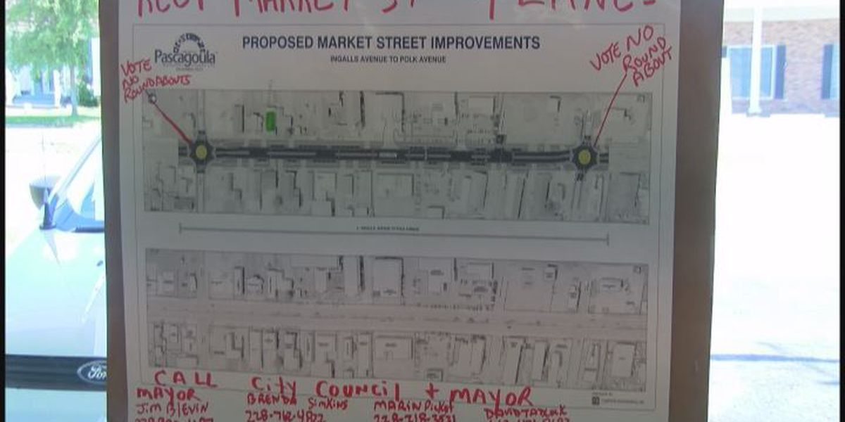 Redesign plans for Market St. hit a speed bump