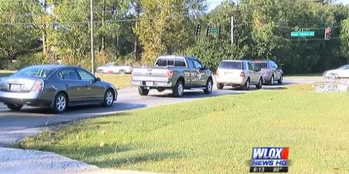 Gautier officials take new steps to improve narrow, dangerous road