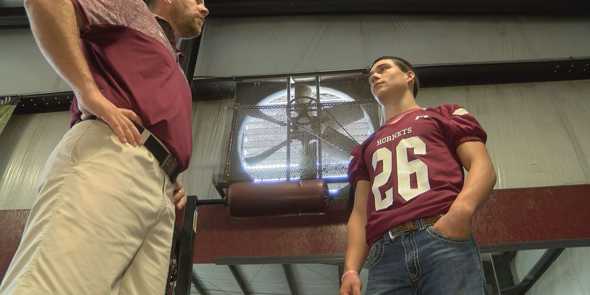 2016 WLOX Defensive Player of the Year: East Central Defensive back Andrew Seward