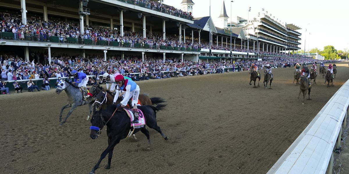 Baffert says Derby winner Medina Spirit failed drug test