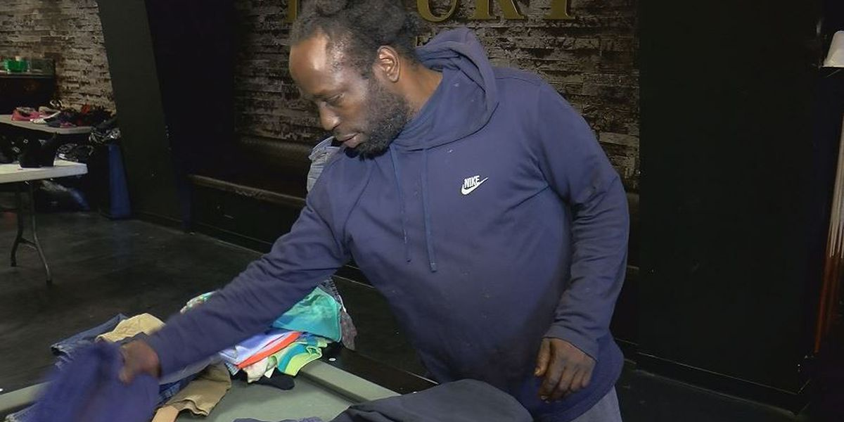 New ministry in Moss Point reaches out to homeless