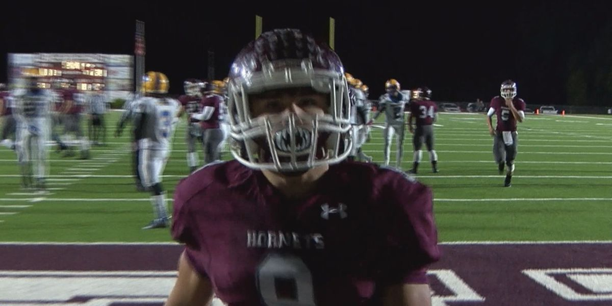 WLOX Player of the Week: East Central RB Dylan Grinsteinner
