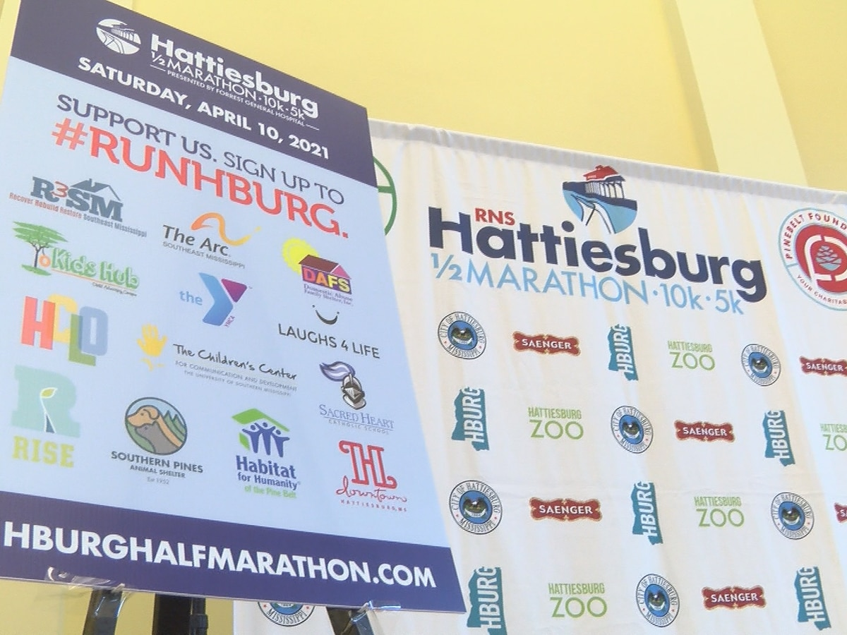 Hattiesburg half marathon to be in-person event in 2021