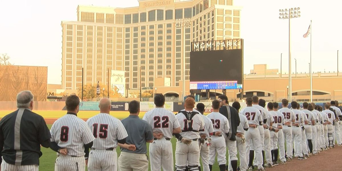 Crusaders down Mississippi College 6-1 at MGM Park