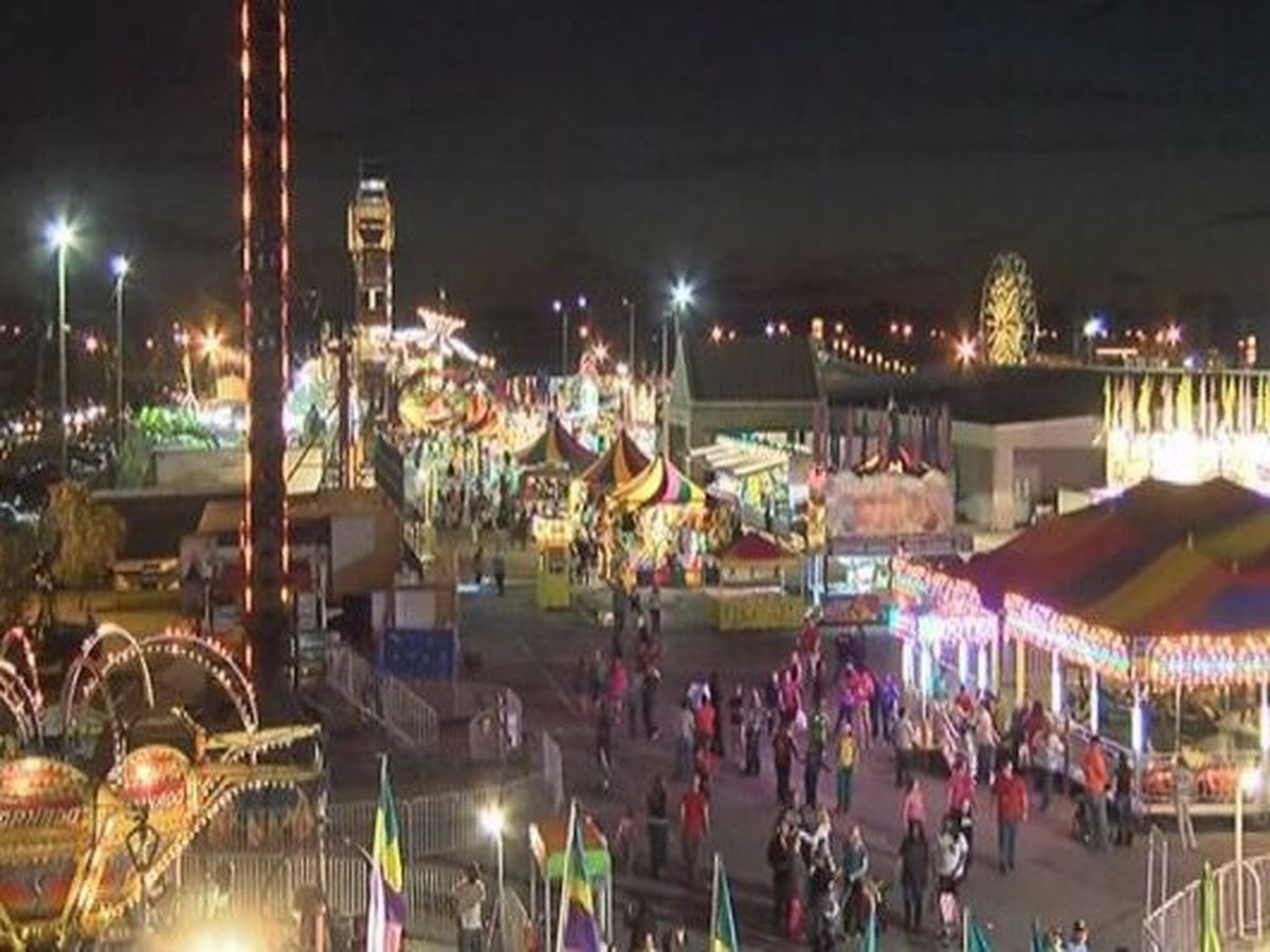 Jackson County fair returns for 'best week of the year'