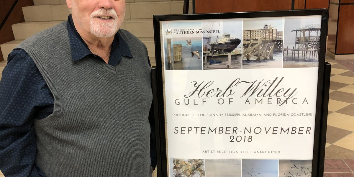 Page 13: Art exhibit 'Gulf of America' highlights Coastal life