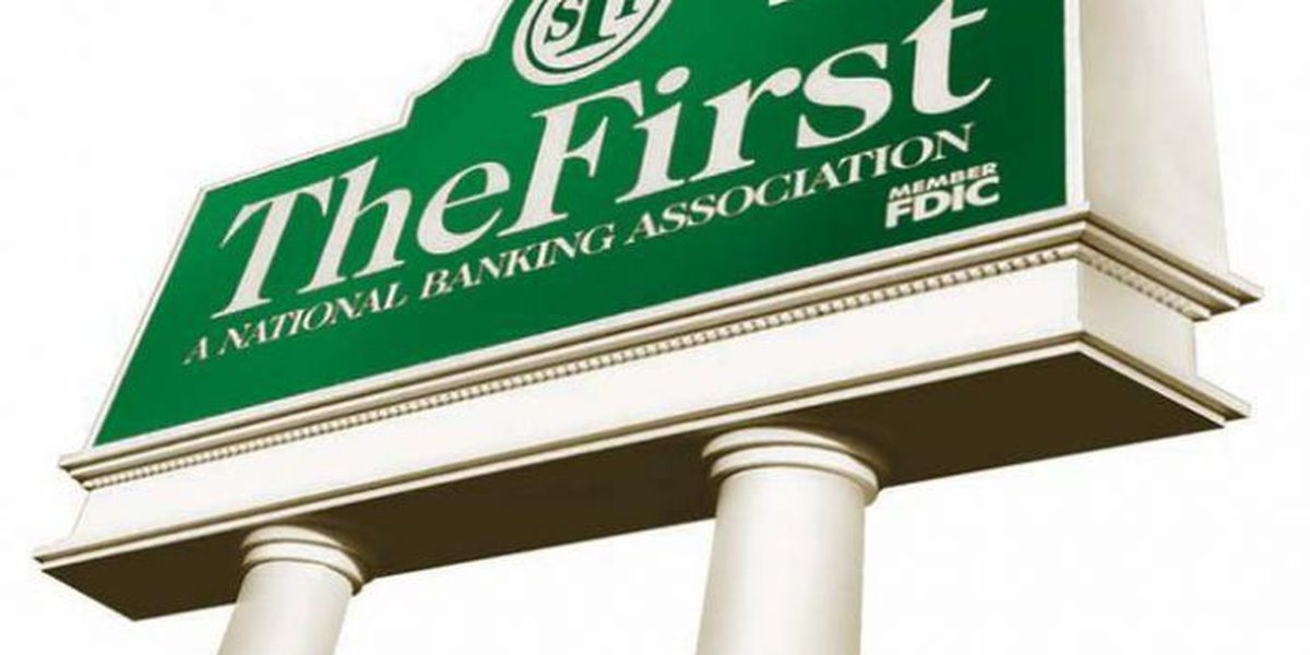 Mississippi-based bank, The First, expanding into Mobile