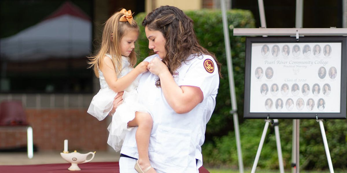 South Mississippi nursing graduates celebrate virtually