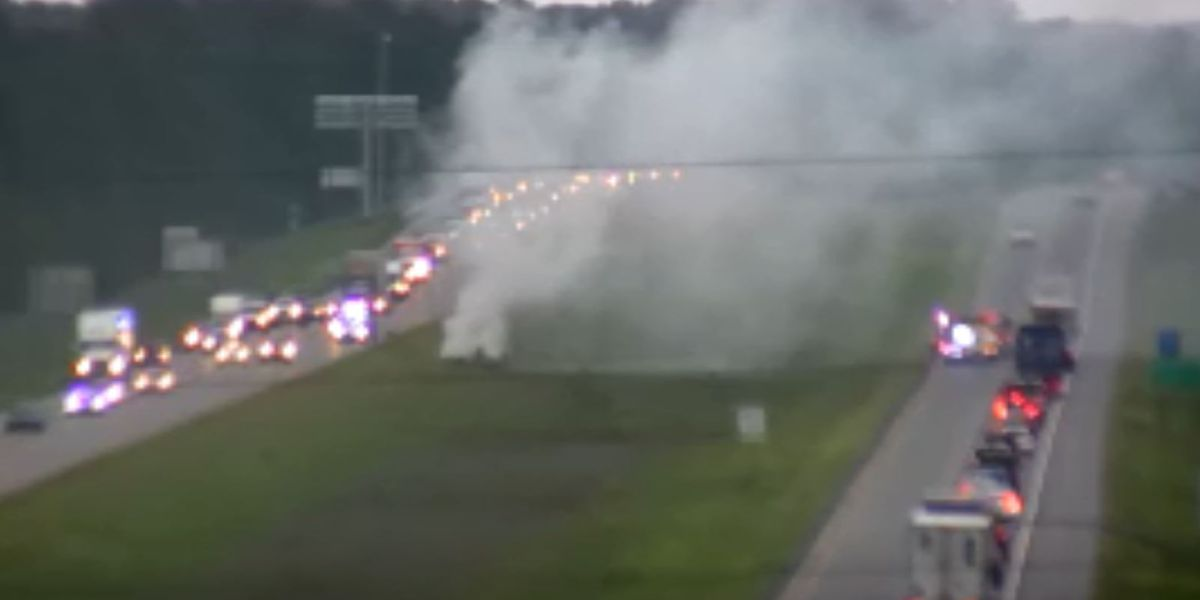 MHP: Multiple accidents on interstate; 2 involving law enforcement