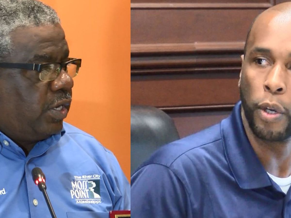 Moss Point mayor granted temporary restraining order against city alderman