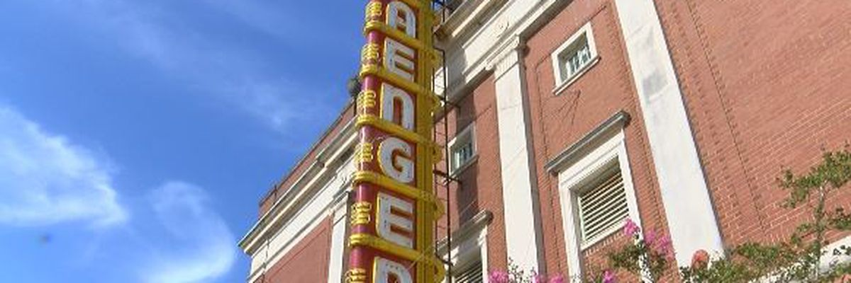 Saenger Theatre supporters speak with Biloxi City Council