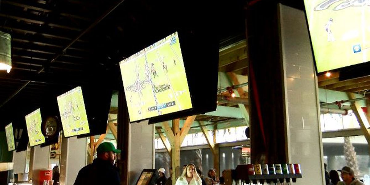 'Who dat!': Fans cheer on Saints in South Mississippi