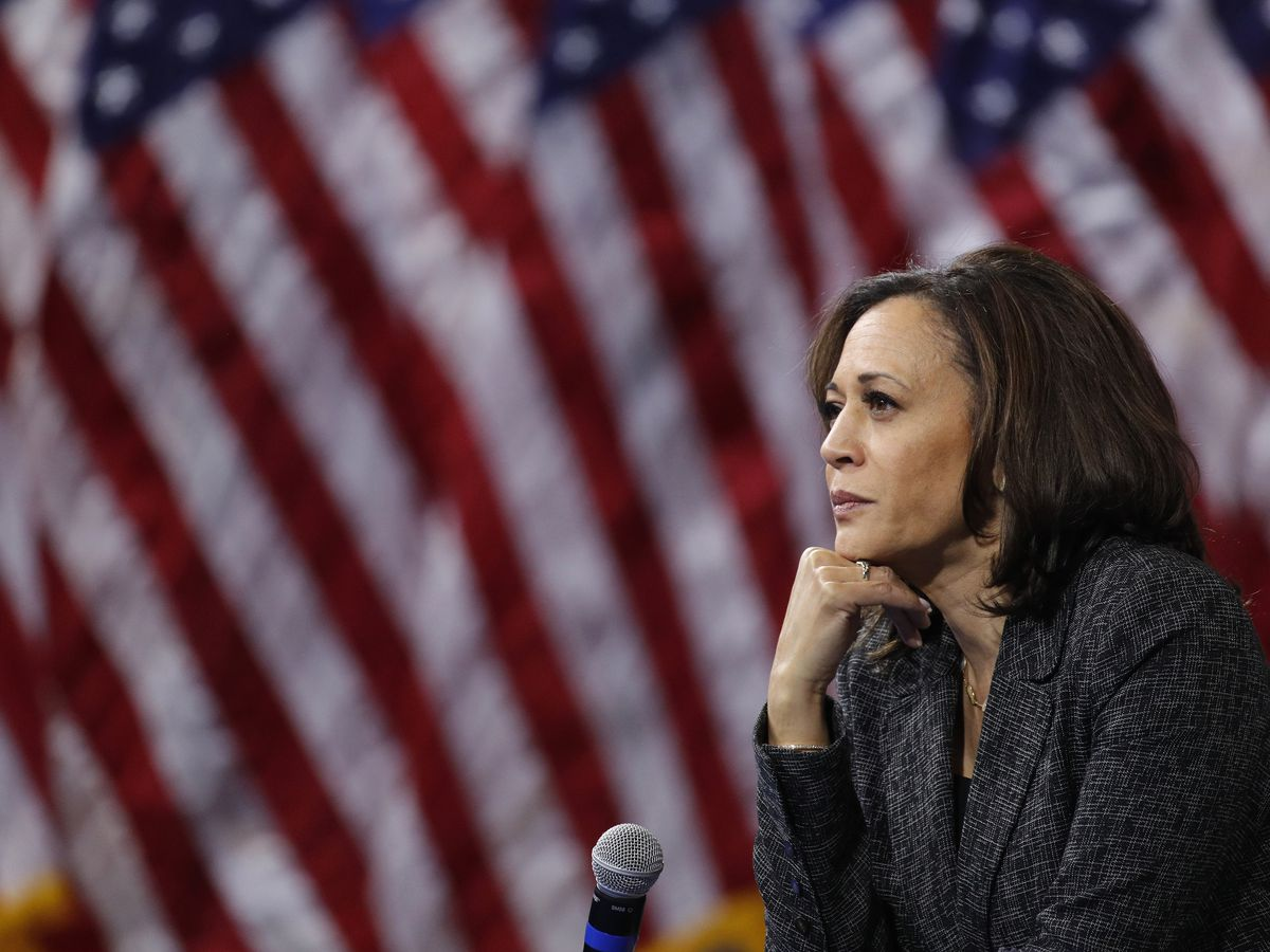 Women say they will fight sexism, 'ugly' attacks on Harris