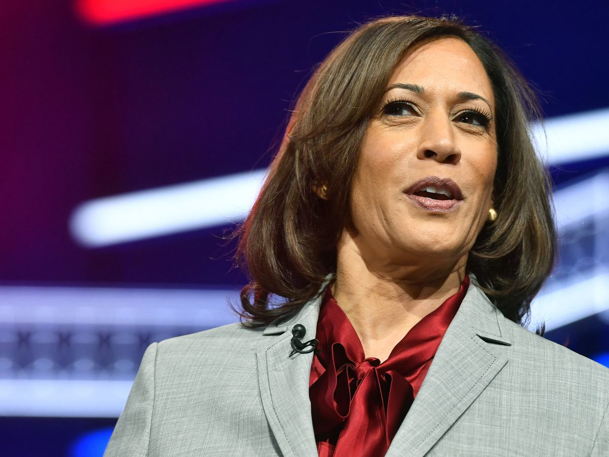 AP FACT CHECK: Harris eligible to serve as VP, president