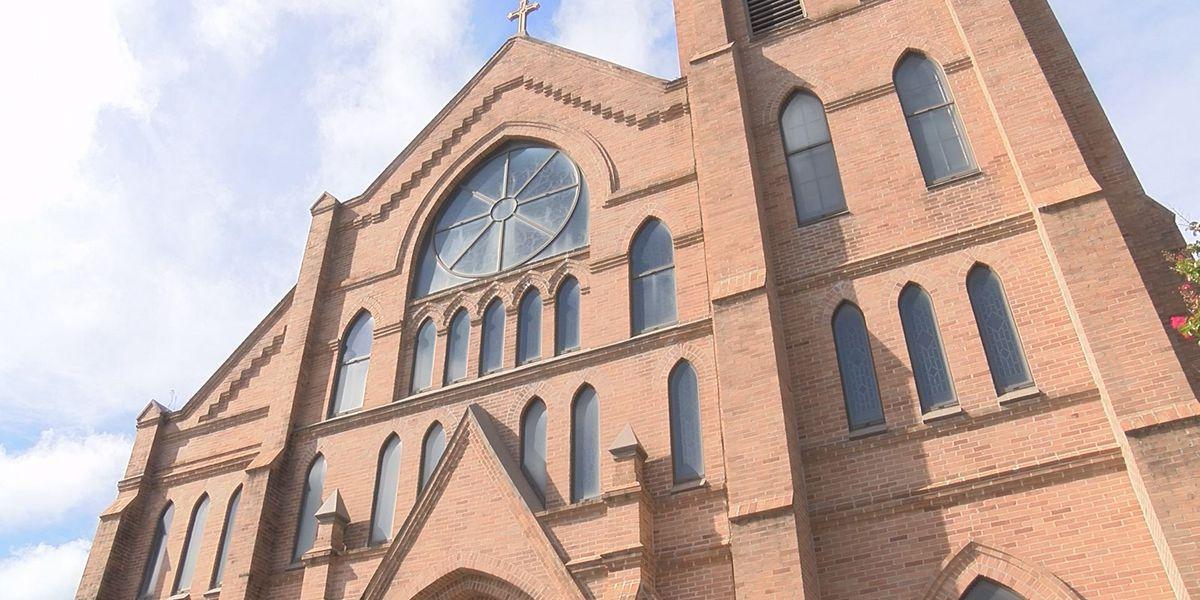 Celebrating 175 years of Nativity BVM in Biloxi