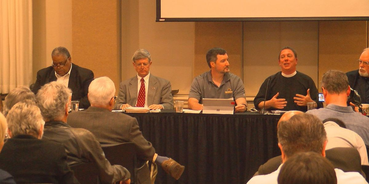 State flag discussion at USM hits boiling point