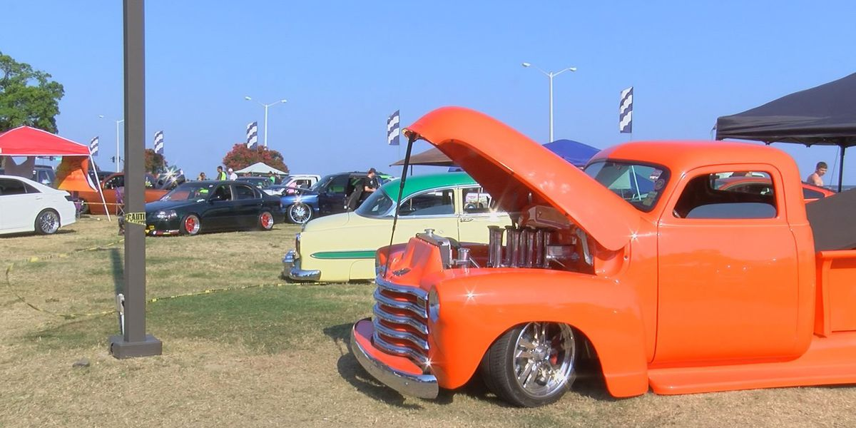 First day of Scrapin' the Coast draws crowd