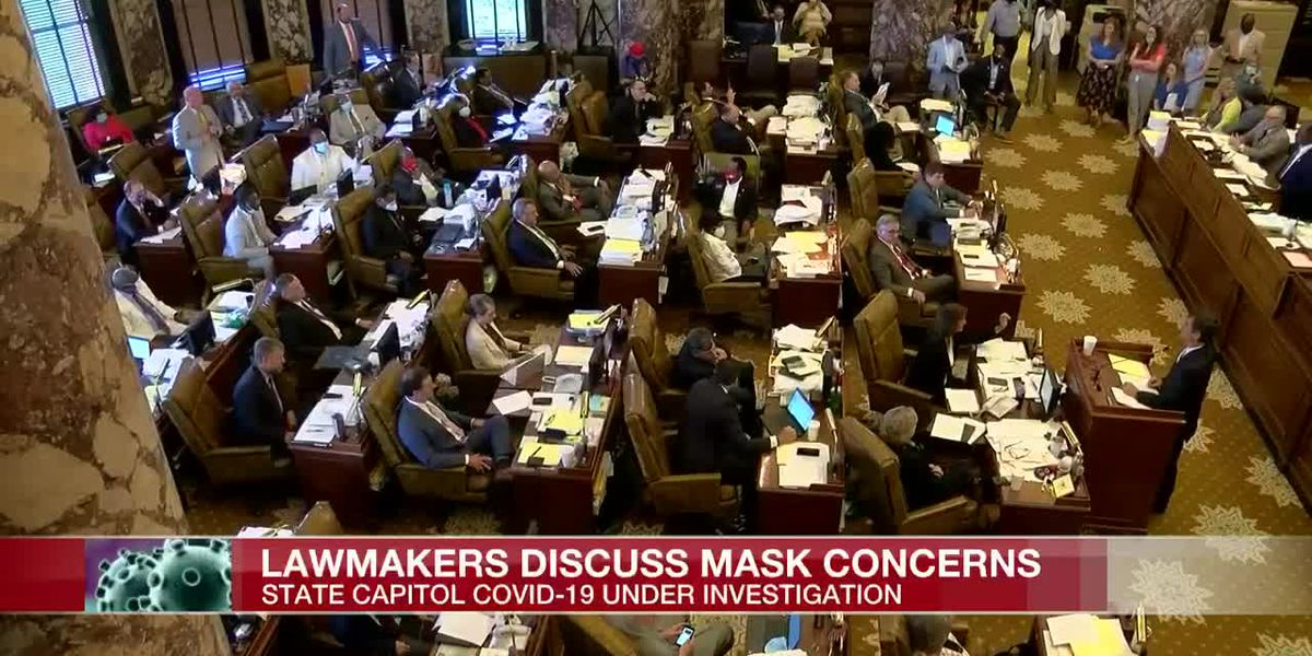 Lawmakers reflect on COVID-19 risks in State Capitol