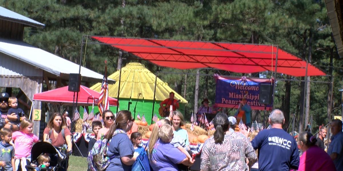 Mitchell Farms host 10th annual Mississippi Peanut Festival